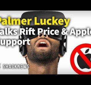 Mac a Oculus Rift