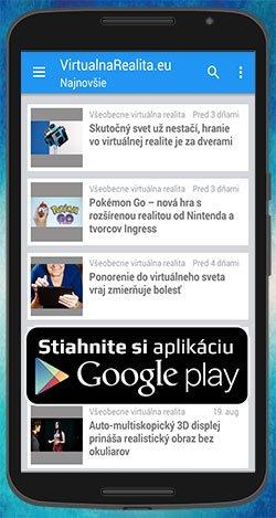 Android aplikácia na stiahnutie