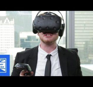 Prekonavanie rekordu vo virtuálnej realite