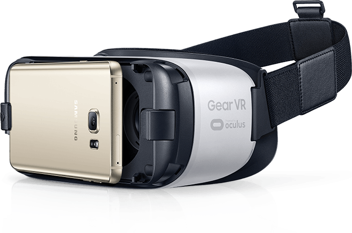 Galaxy Gear VR headset