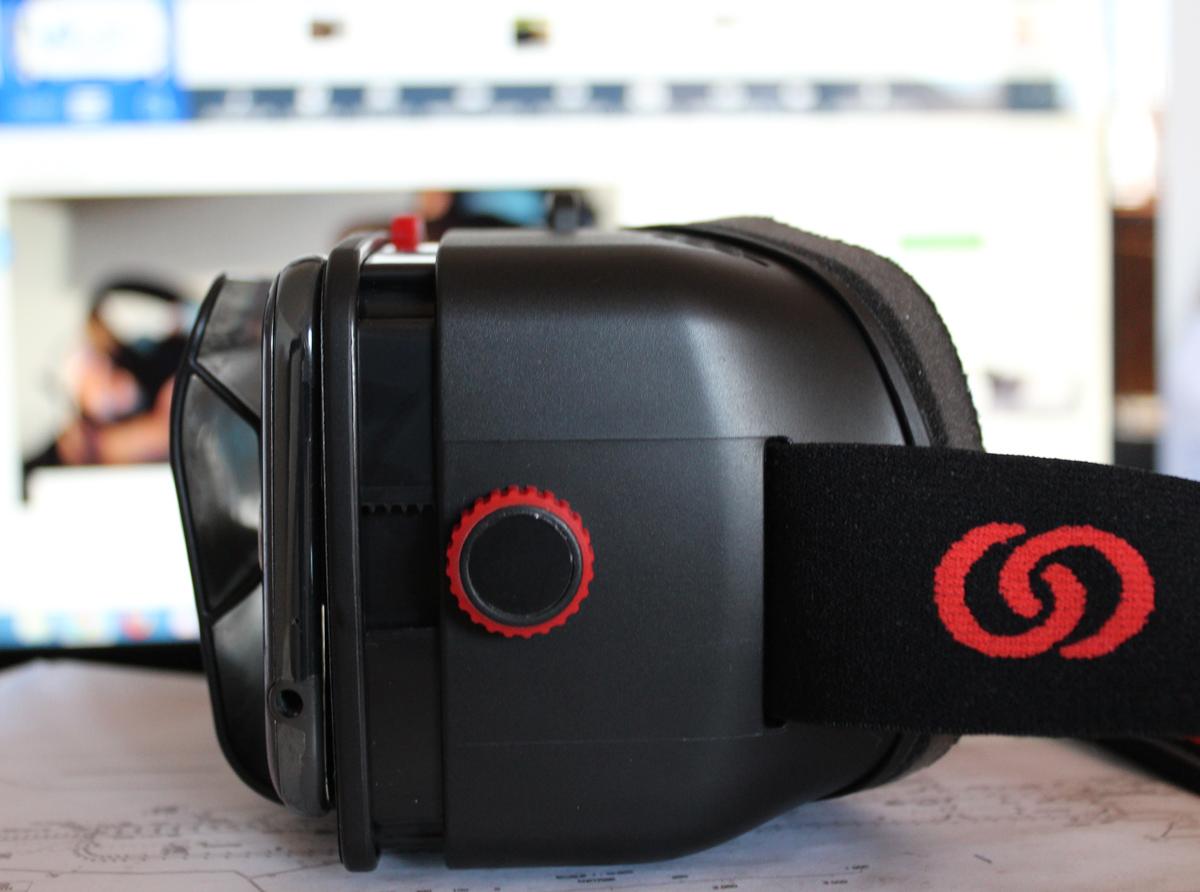 Homido VR je jednoznačne je to kvalitný headset 68f49e97937