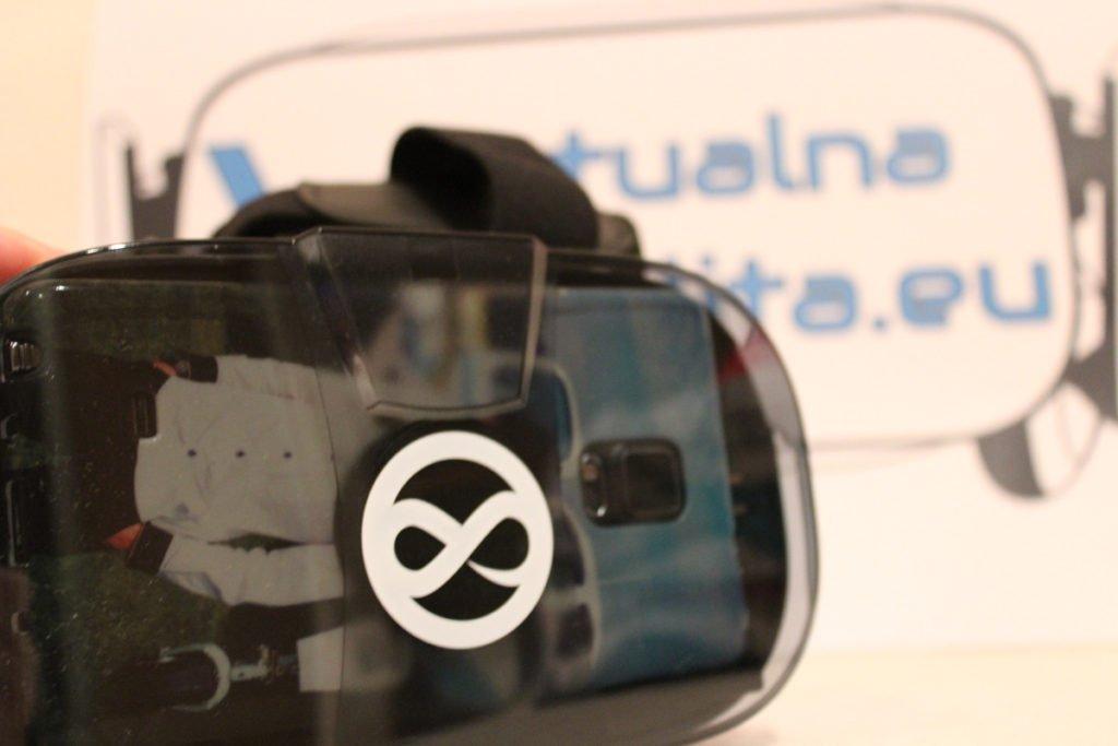 Nastaviteľnosť pasú a vkladanie smartfónu do headsetu je oveľa lepšie ako  na iných headsetoch. Homido VR ... bc5baf86eb4
