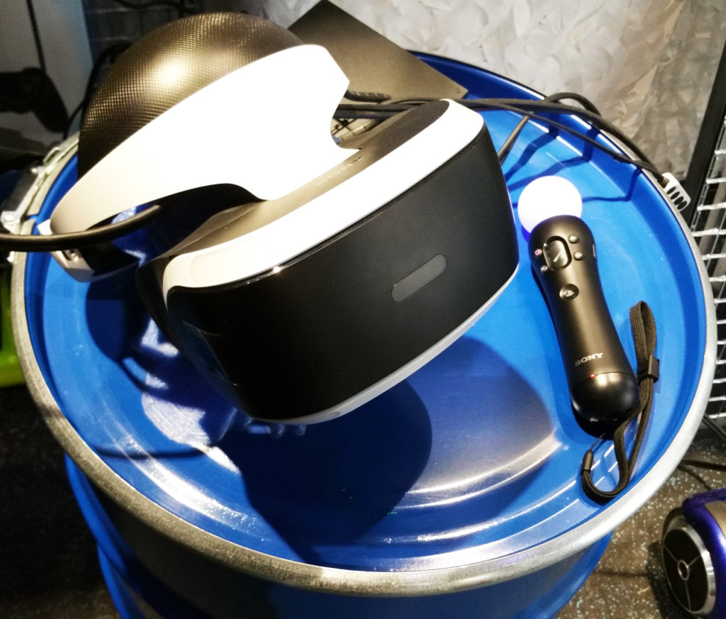 PlayStation VR - virtuálna realita pre Playstation