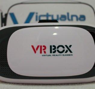 VR Box 2 - VR okuliare