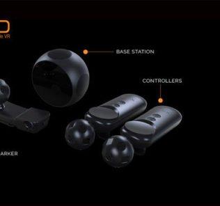 Nolo VR - priestorová virtuálnu realita pre smartfón
