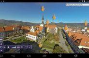 Levoča vo virtuálnej realite