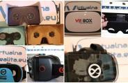 VR okuliare pre mobilnú virtuálnu realitu
