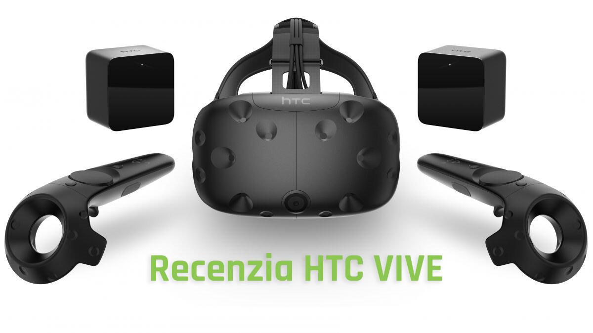 1c9fa9565 Recenzia HTC Vive, najdrahšia a dostupná VR na Slovensku -  VirtualnaRealita.eu