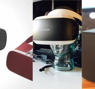 Headsety pre virtuálnu realitu