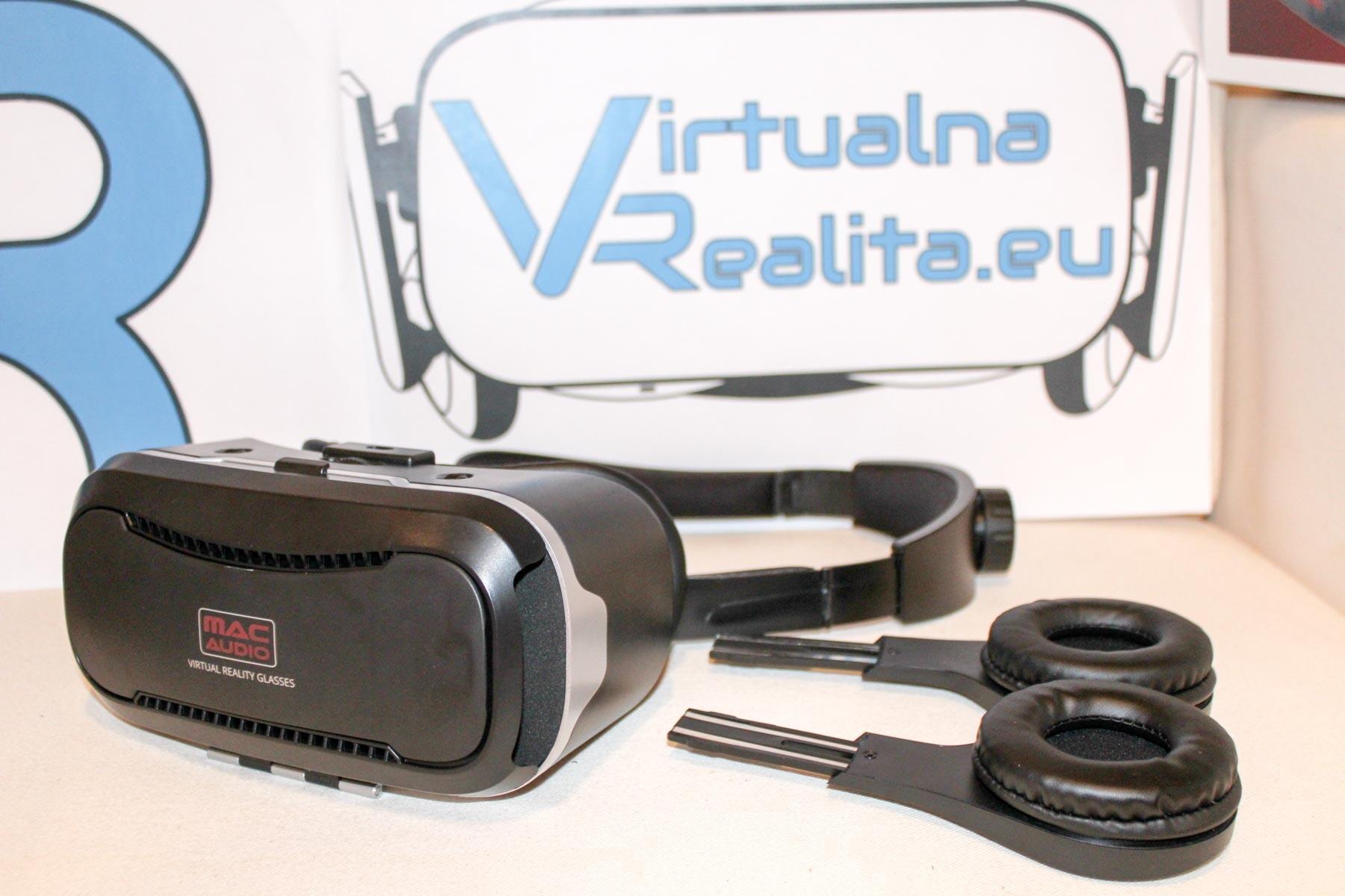 Recenzia  MacAudio VR 1000HP - VR okuliare so slúchadlami e8a2ff73f0b