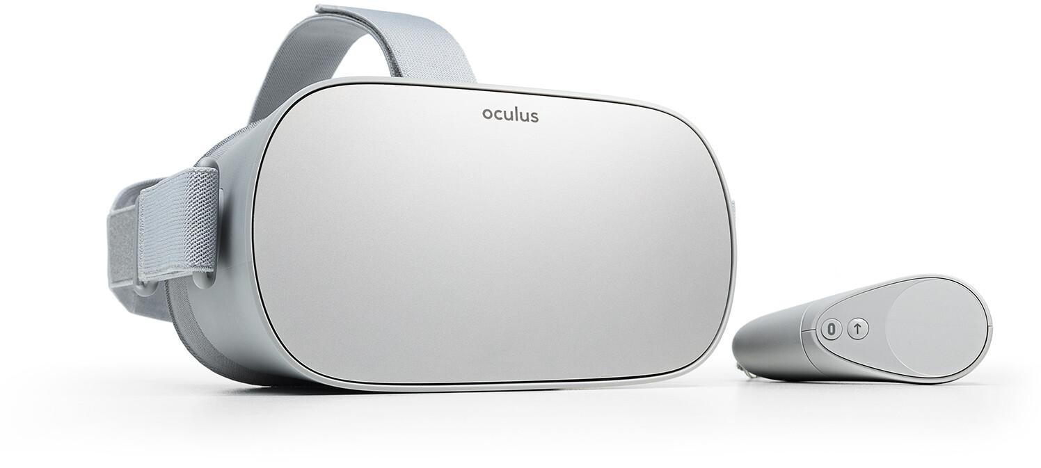 Samostatný VR headset Oculus Go bol ohlásený - VirtualnaRealita.eu ea41052960d