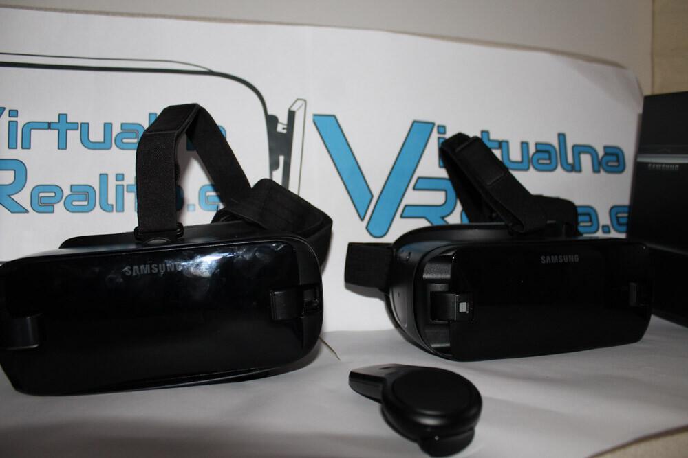 Galaxy Gear VR SM-R324 a SM-R325