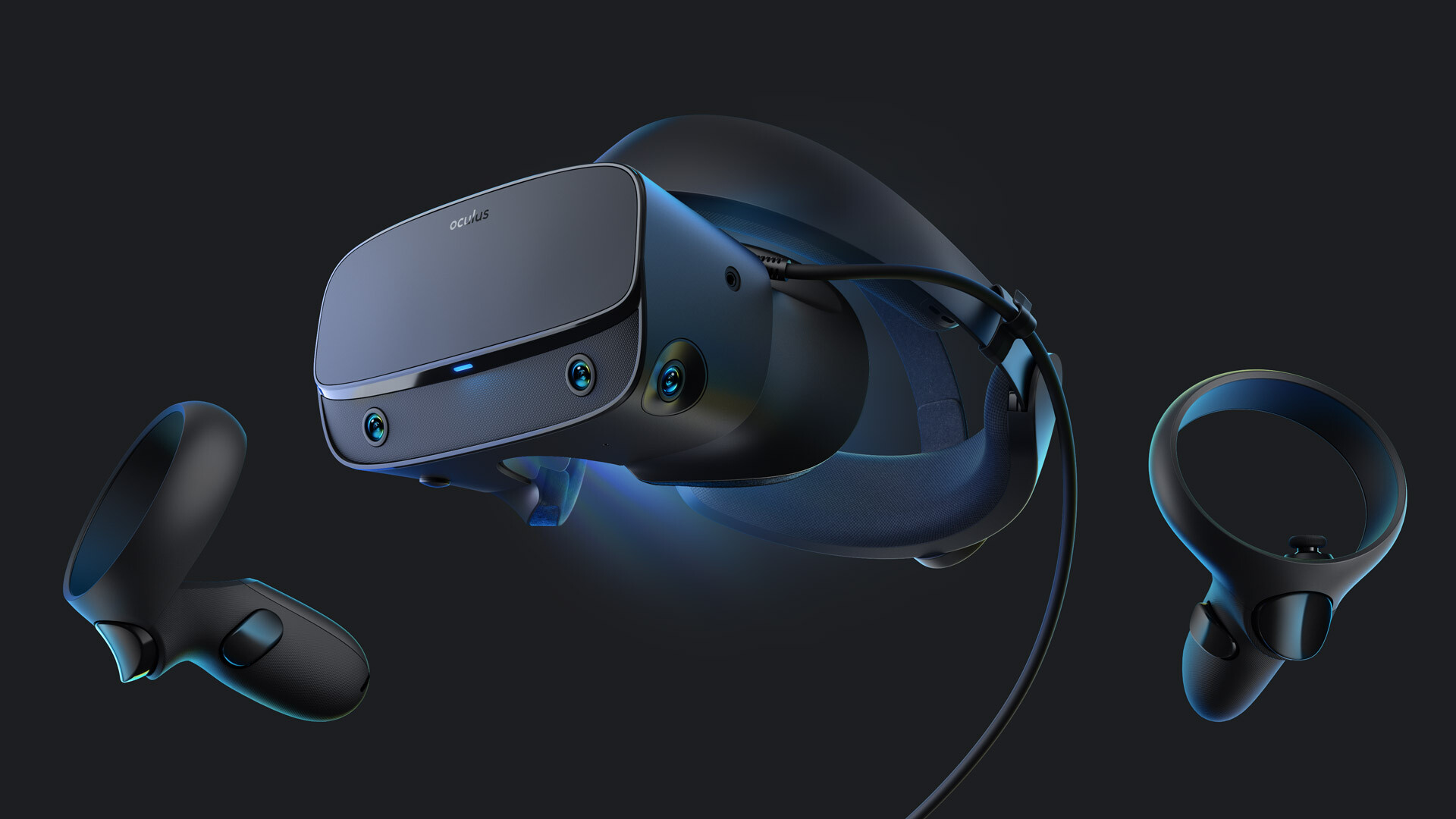 62d6f5f45 Oculus Rift S odhalený, bude nahrádzať CV verziu - VirtualnaRealita.eu