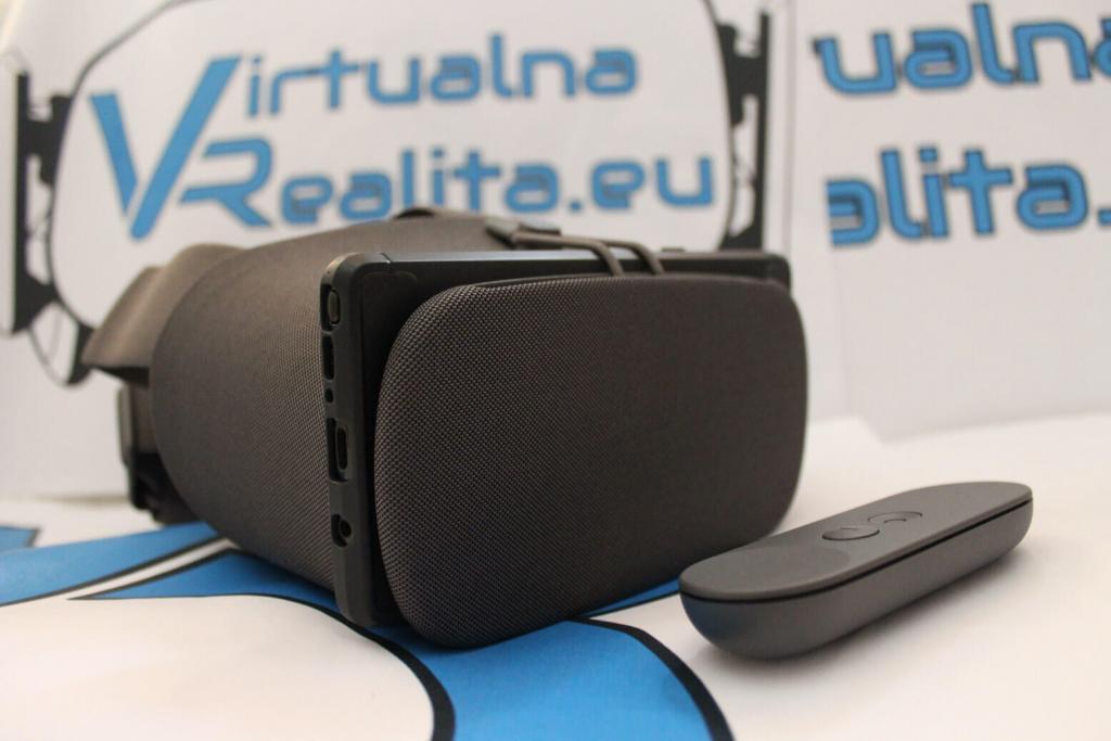 Headset Google Daydream View