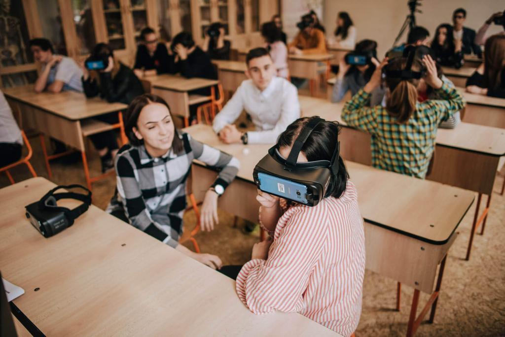 Virtuálna učebňa