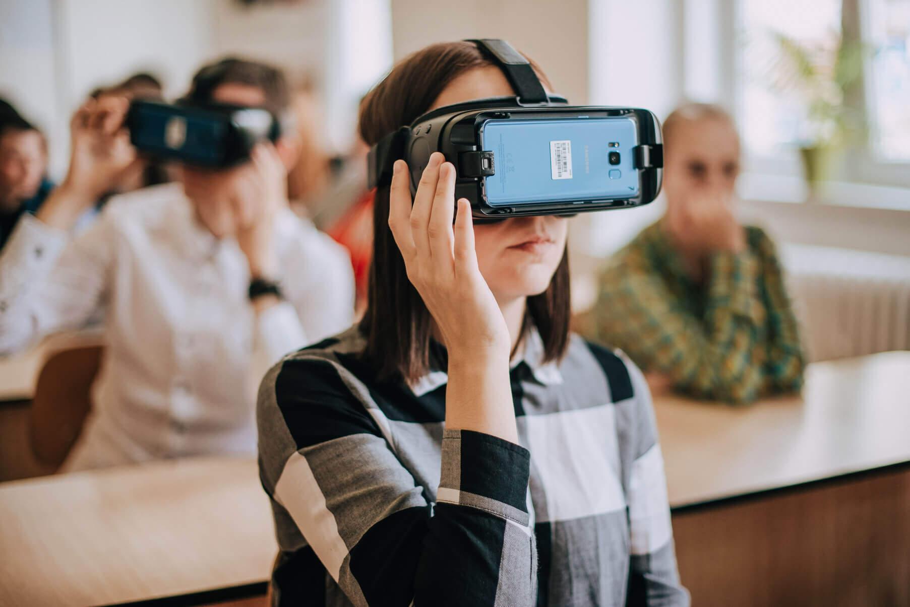 Výučba vo virtuálnej realite