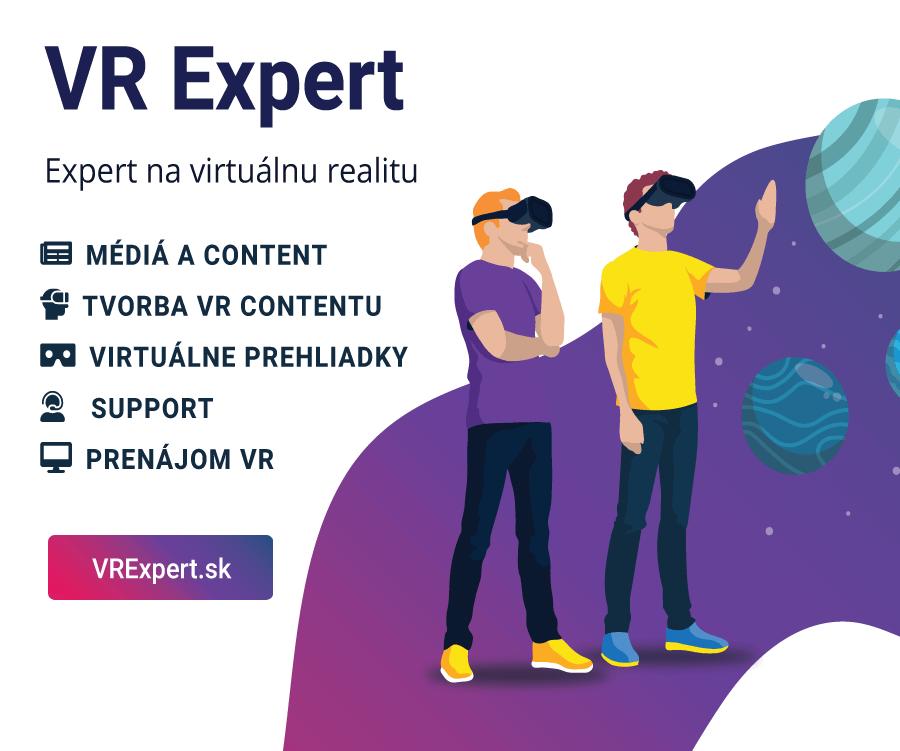 VR Expert - služby - virtuálna realita
